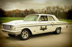 1964 Ford Fairlane Thunderbolt history, specifications, pictures, and Ford Fairlane, 1964 Ford, Performance Cars, Drag Cars, Ford Motor Company, Ford Models, Drag Racing, Hot Cars, Motor Car