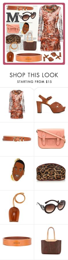"""fashion trends"" by denisee-denisee ❤ liked on Polyvore featuring Jean-Paul Gaultier, Chie Mihara, Brooks Brothers, The Cambridge Satchel Company, Georgia Perry, Alexander McQueen, Lemaire, Prada, Étoile Isabel Marant and Etro"