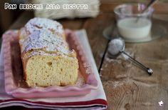 Pan brioche alla ricotta, ricetta tradizionale e ricetta Bimby