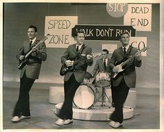 The Ventures - Inducted in 2008