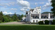 Blair Castle© Gerd Frey