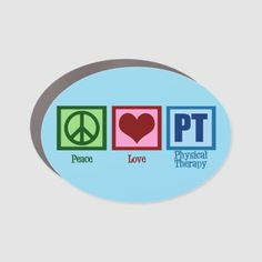 Christmas Stickers, Christmas Shirts, Merry Christmas, Xmas, Occupational Therapy, Physical Therapy, Car Magnets, Bumper Stickers, Peace And Love
