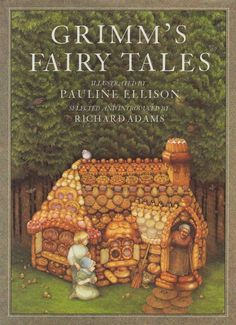 """Pauline Ellison illustrations for """" Grimm's Fai... - Book Artists and Their Illustrations - Quora"""