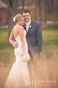 Bride and groom- photo by Ryan Davis