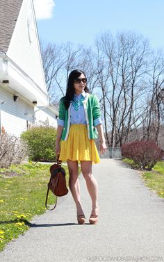 lovely spring outfit
