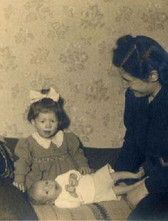 Rosenbaum family.  Died in Sobibor, 1943.