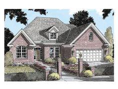Family Home Design, 059H-0031