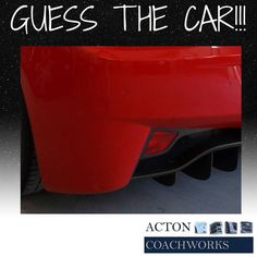 >>> CAR EXPERTS <<< Can you guess what car this is?????? Put your answers in the comments below.............. _ _ _ _ _ _ _ _ _ _ _ _ _ _ _ _ _ _ _ _ _ _ _ _ _ _ _ _  Acton Coachworks is a supercar and prestige vehicle bodyshop in London.
