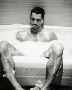 David Gandy by Mariano Vivanco for Dandy Gandy by Dolce & Gabanna