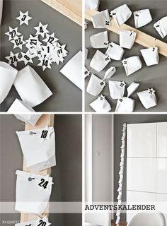 DIY IDEE. Weihnachten AdventskalenderAdventskalender ...