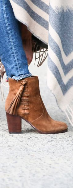 Myra Tassel Lace Boots | The Frye Company