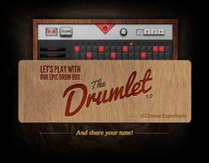 Amazing HTML 5 Drum Box