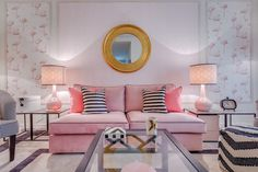 OMG I love love love this wallpaper Home-Styling