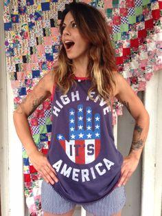 Hi Five It's America