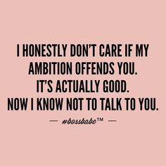 And there shall be no hard feelings. It is what it is. Join the #Bossbabe Netwerk™ (Click The Link In Our Profile Now! )