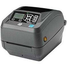 Zebra ZD50042T21200FZ Direct Thermal Label Printer - 203 dpi - Monochrome - LCD - USB, Ethernet