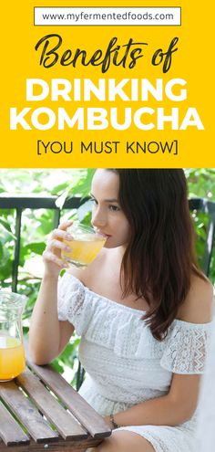 Kombucha is simply made from tea and sugar, and it has been consumed for many years in many different countries around the world. Kombucha contains many of the B vitamins, enzymes and probiotics, the healthy bacteria, needed by your gut. Let's read more details.. . . . #MyFermentedFoods #FermentedFoods #KombuchaTea #KombuchaDrink #Kombucha #KombuchaRecipe #Fermenting #FermentedDrinks #BestKombucha Kefir How To Make, Kombucha How To Make, How To Eat Paleo, How To Stay Healthy, Best Kombucha, Kombucha Recipe, Kombucha Tea, Fruit Smoothies, Healthy Smoothies