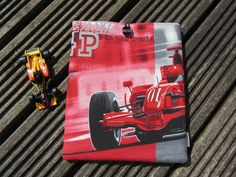 FATHER'S DAY GIFT IPAD COVER, MOTOR SPORT DESIGN £12.00