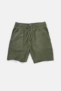Austin Sweat Shorts, Sage