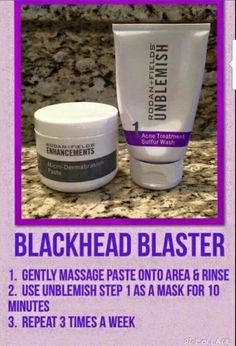 Ready to get rid of blackheads for good? Here is the solution!