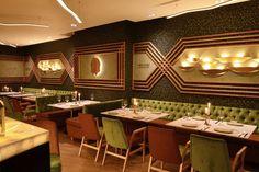 Mythologia restaurant by Dimitris Economou, Worms – Germany