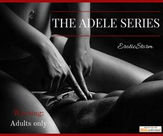 WARNING : Extremely Sexy  The #Adele #Series By Eroticstorms A BDSM story following the submission of a middle-aged woman to a male partner 10 years her juniorWARNING: Very Spicy Content Adults ONLY Book 1 First Encounter  http://ift.tt/2iDAsJK  Book 2 Collared  myBook.to/CollaredE2