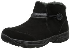 Easy Spirit Women's Eztrip Snow Boot,Black,7.5 M US * Want additional info? Click on the image.