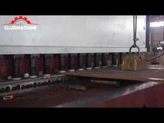 20x6m NC Hydraulic Shearing Machine How-to video