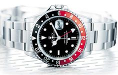 """Rolex GMT Master II  """"Don't see many of theses around"""" : )"""