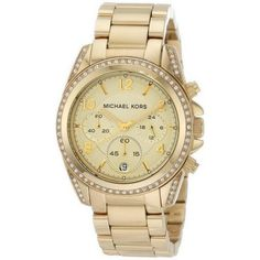 1b63d97c604b Women  s Michael Kors Watch Blair MK5166 Chronograph... for sale online at
