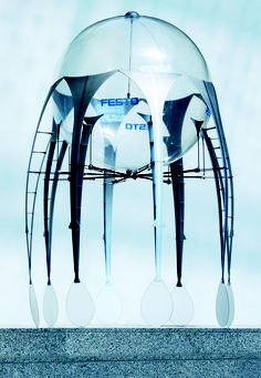 AirJelly (Festo's Bionic Learning network)