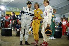 Piquet - Rosberg - Bellof / 85