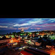 Georgetown, Guyana City Nights.