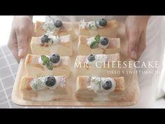 東京Mr. cheesecake レシピ 知名蛋糕店 食譜大公開 材料有點多但成功率非常高!Mrcheesecake 作り方 - YouTube