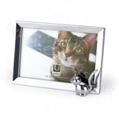Umbra Memoire by Aluminum Desktop Frame, Cake Dear Santa, Photos, Pictures, Frame, Bookends, Desktop, Cats, Design, Home Decor
