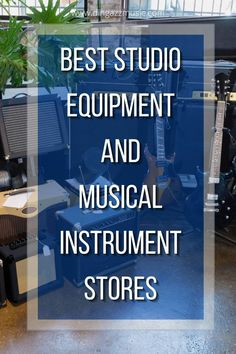 Buying equipment online can give you all the support and confidence you need if you select the right suppliers. Check out these international online music equipment stores. #musicequipmentstores #homestudioequipment Home Recording Studio Equipment, Audio Equipment, Home Studio Setup, Home Studio Music, Music Store, Music Theory, Sound Proofing, Confidence, Check