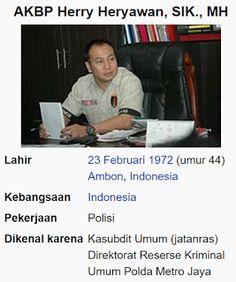 Profil Herry Heryawan