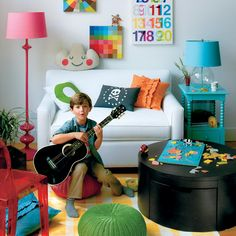 You Say Coffee, I Say Play Table in Toy Boxes   The Land of Nod