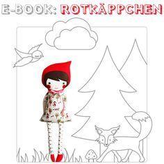 Little Red Riding Hood // via Revoluzzza