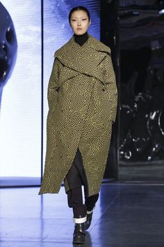 Kenzo Ready To Wear Fall Winter 2014 Paris - NOWFASHION