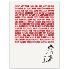 It's A Dog's World on Fab.com Это собачий мир Хавьер Хаэн обладает сверхъестественной способностью создавать простые и запоминающиеся образы, которые являются резким комментарием к нашему обществу. По его собственным словам, он все еще «не писал ребенка, не закладывал книгу или не рождал дерево. Все ждет, когда это будет сделано» В разгар этих вех он еще не достиг, он создал это произведение искусства, которое граничит с сюрреалистическим, современным и является окном наших глубочайших…