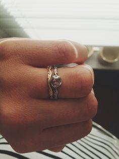 Engagement ring, wedding band, platinum and gold, wedding, jewellery, ring,