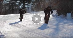 Watch: Lift-Served Downhill Fat Biking | Singletracks Mountain Bike News
