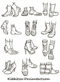 Manga Drawing Tips Shoes Reference Sheet Pés Drawing Reference Poses, Drawing Poses, Drawing Tips, Drawing Hair, Drawing Ideas, Drawing Drawing, Face Reference, Designs For Drawing, Anime Drawing Tutorials