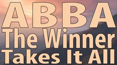 Abba - The Winner Takes It All (Instrumental Cover)