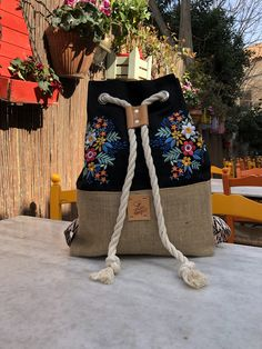 This is the new Collective Version of our Best Seller Hermosa Backpack. This bag has embroidery stitches in the custom Vinge Project floral pattern. Enjoying The Sun, Red Lipsticks, Embroidery Stitches, Messenger Bag, Espadrilles, Satchel, Backpacks, Floral, Pattern