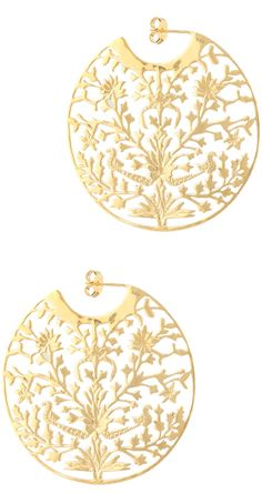 rock the kasbah. India Jewelry, Ethnic Jewelry, Gold Jewelry, Jewelery, Jewelry Accessories, Jewelry Design, Designer Jewellery, Amrapali Jewellery, Gold Earrings