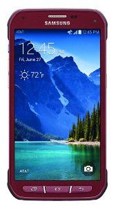 Samsung Galaxy S5 Active, Ruby Red 16GB (AT&T) -   - http://www.mobiledesert.com/cell-phones-mp3-players/samsung-galaxy-s5-active-ruby-red-16gb-att-com-2/