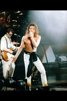 Michael Hutchence, hottest frontman ever?