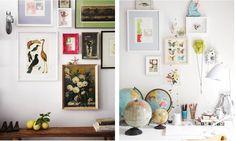 Photographer Hallie Burton's interesting interior photographs